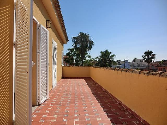 Terraza - Casa en alquiler en calle La Jara, La Jara en Sanlúcar de Barrameda - 199724229