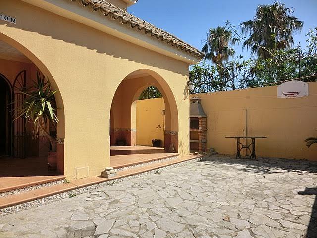 Jardín - Casa en alquiler en calle La Jara, La Jara en Sanlúcar de Barrameda - 199724355