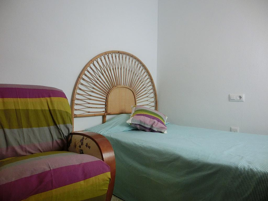 Dormitorio - Piso en alquiler en calle Cabo Noval, Casco Urbano en Sanlúcar de Barrameda - 201934025