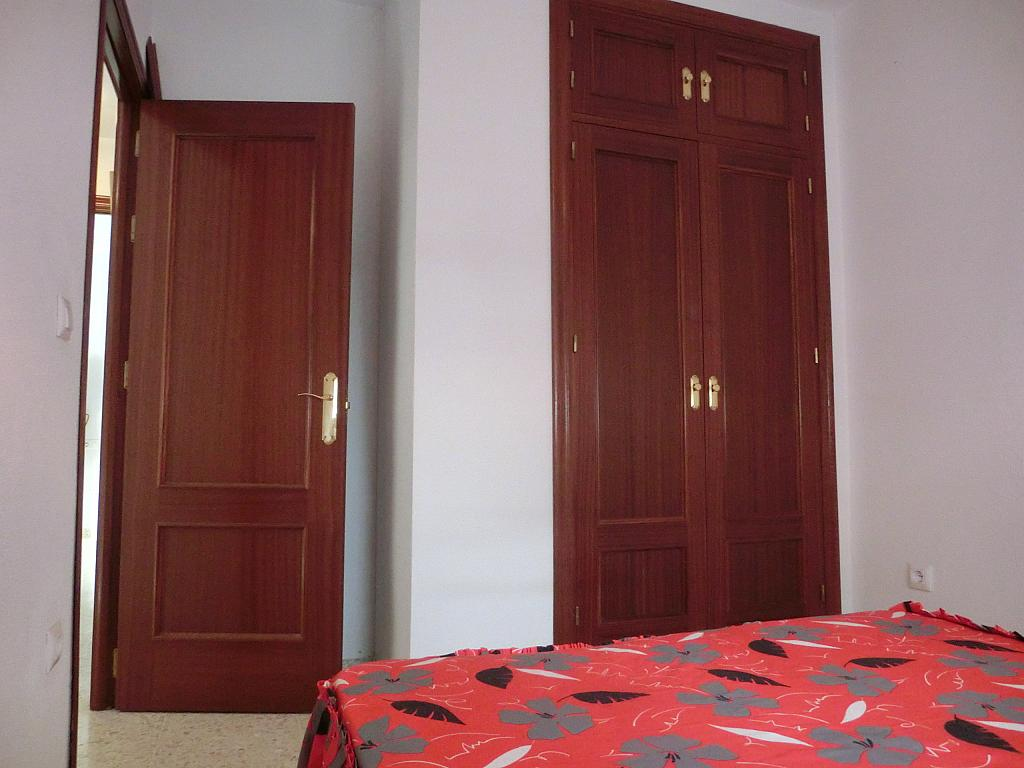 Dormitorio - Piso en alquiler en calle Cabo Noval, Casco Urbano en Sanlúcar de Barrameda - 201934034