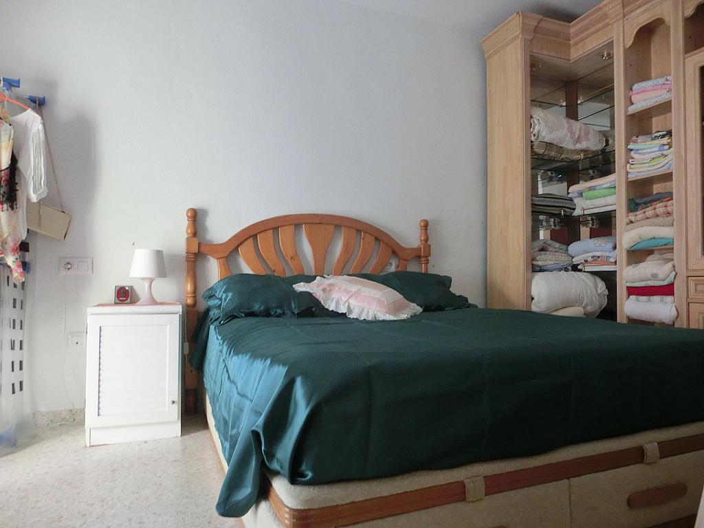 Dormitorio - Piso en alquiler en calle Cabo Noval, Casco Urbano en Sanlúcar de Barrameda - 201934037