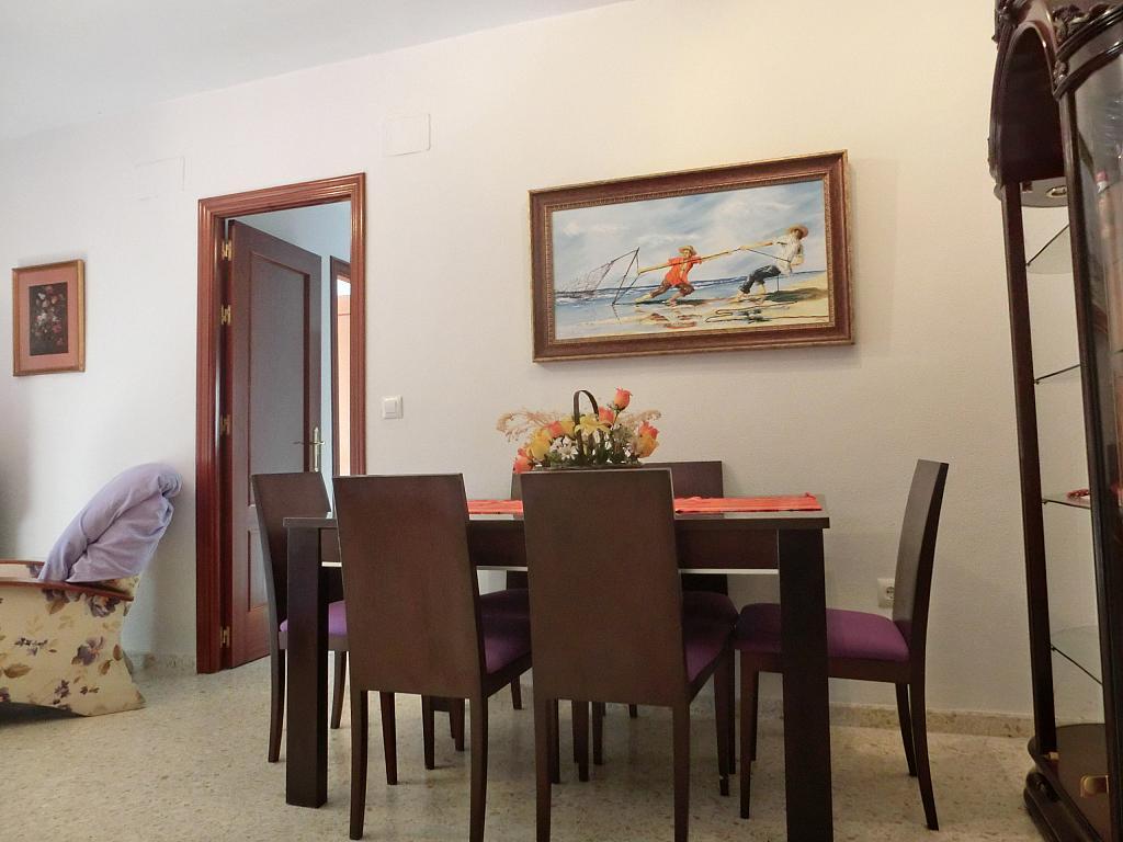 Comedor - Piso en alquiler en calle Cabo Noval, Casco Urbano en Sanlúcar de Barrameda - 201934057