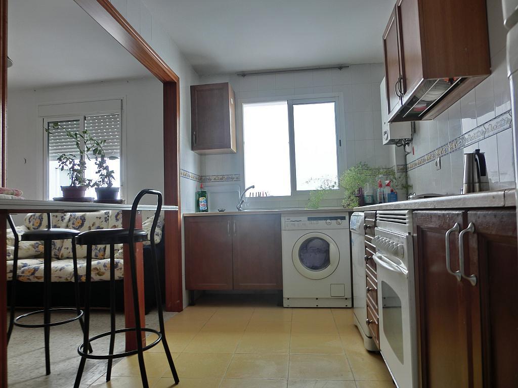 Cocina - Piso en alquiler en calle Cabo Noval, Casco Urbano en Sanlúcar de Barrameda - 201934067