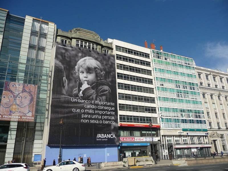 Foto - Oficina en alquiler en calle Centro, Centro-Juan Florez en Coruña (A) - 244809207