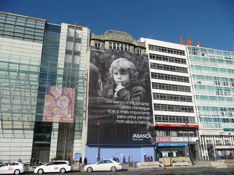 Foto - Oficina en alquiler en calle Centro, Centro-Juan Florez en Coruña (A) - 244809210