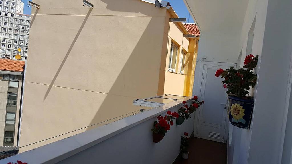 Foto - Piso en alquiler en calle Avenida de Finisterre, Ensanche en Coruña (A) - 323725699