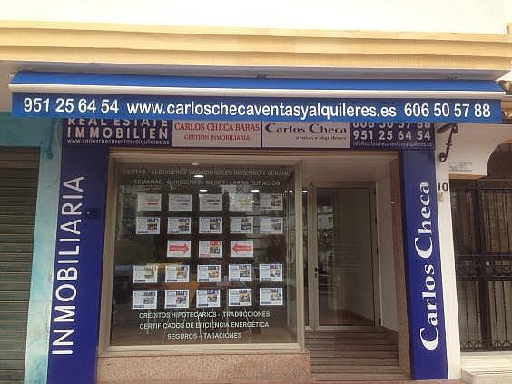 Estudio en alquiler de temporada en calle Gaviotas, Torre del mar - 290681842