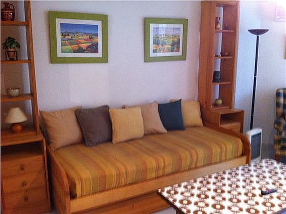 Estudio en alquiler de temporada en calle Gabarra, Torre del mar - 290683477