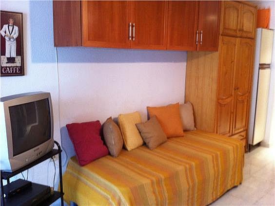 Estudio en alquiler de temporada en calle Gabarra, Torre del mar - 290683486