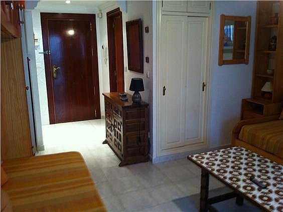 Estudio en alquiler de temporada en calle Gabarra, Torre del mar - 290683495