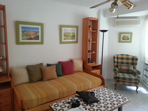 Estudio en alquiler de temporada en calle Gabarra, Torre del mar - 290683513
