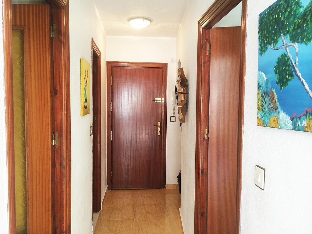 Pasillo - Piso en alquiler en calle Constitucion, Águilas - 260230564