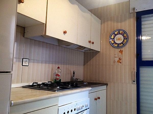 Cocina - Piso en alquiler en calle Constitucion, Águilas - 260230603