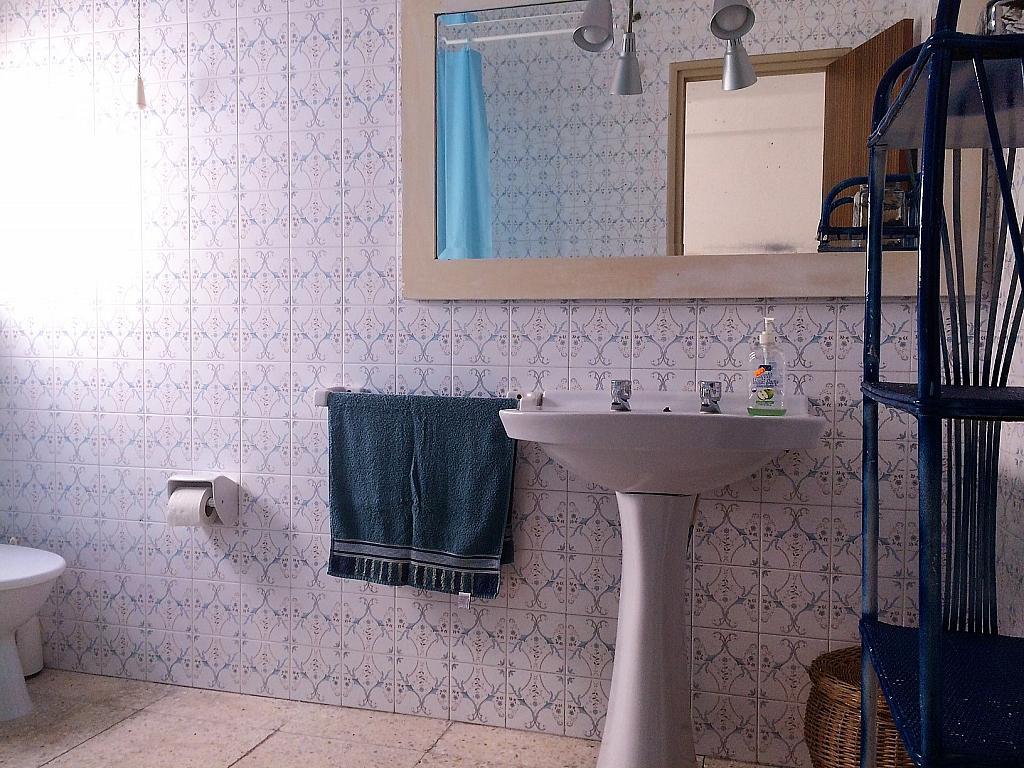 Baño - Piso en alquiler en calle Constitucion, Águilas - 260230607