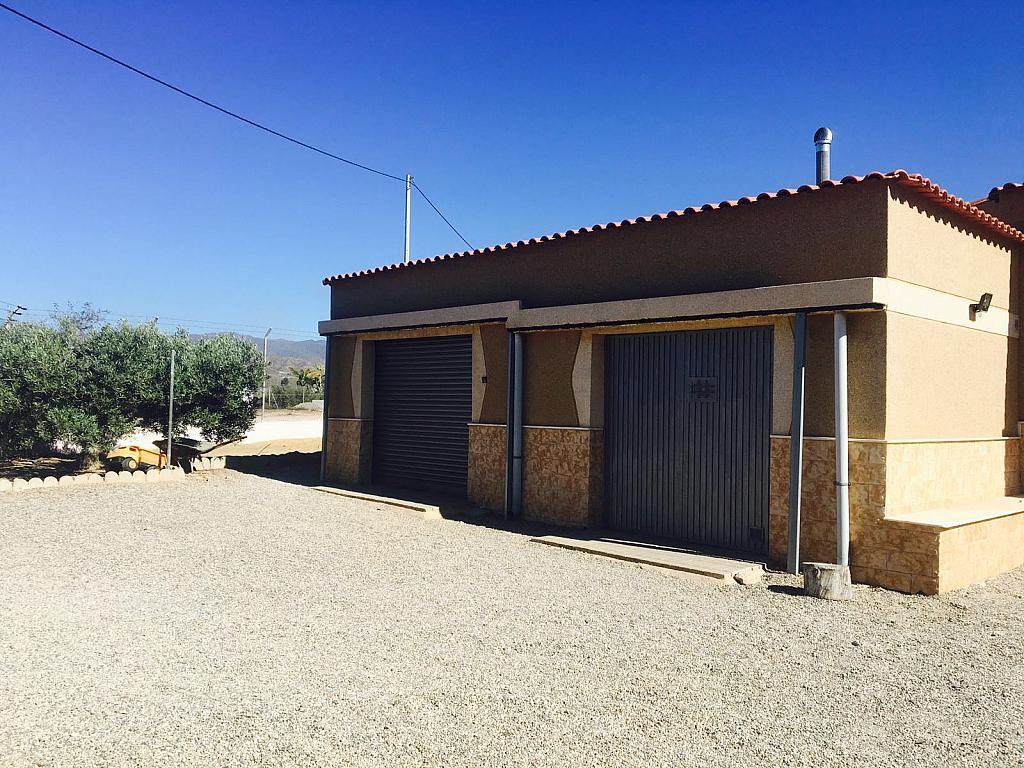 Fachada - Casa rural en alquiler en carretera Cope, Águilas - 272211435