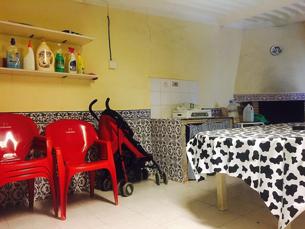 Porche - Casa rural en alquiler en carretera Cope, Águilas - 272211454