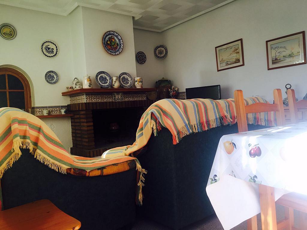 Comedor - Casa rural en alquiler en carretera Cope, Águilas - 272211543