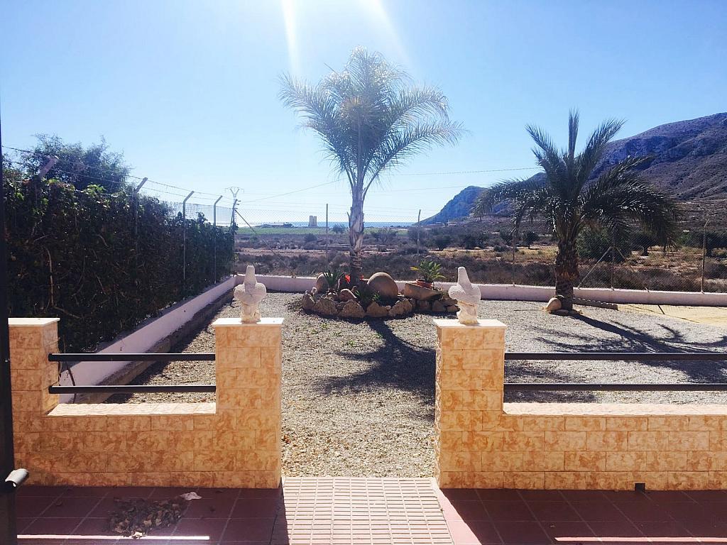 Fachada - Casa rural en alquiler en carretera Cope, Águilas - 272211569