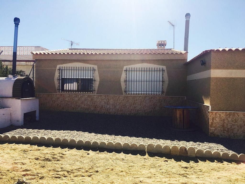 Fachada - Casa rural en alquiler en carretera Cope, Águilas - 272211578