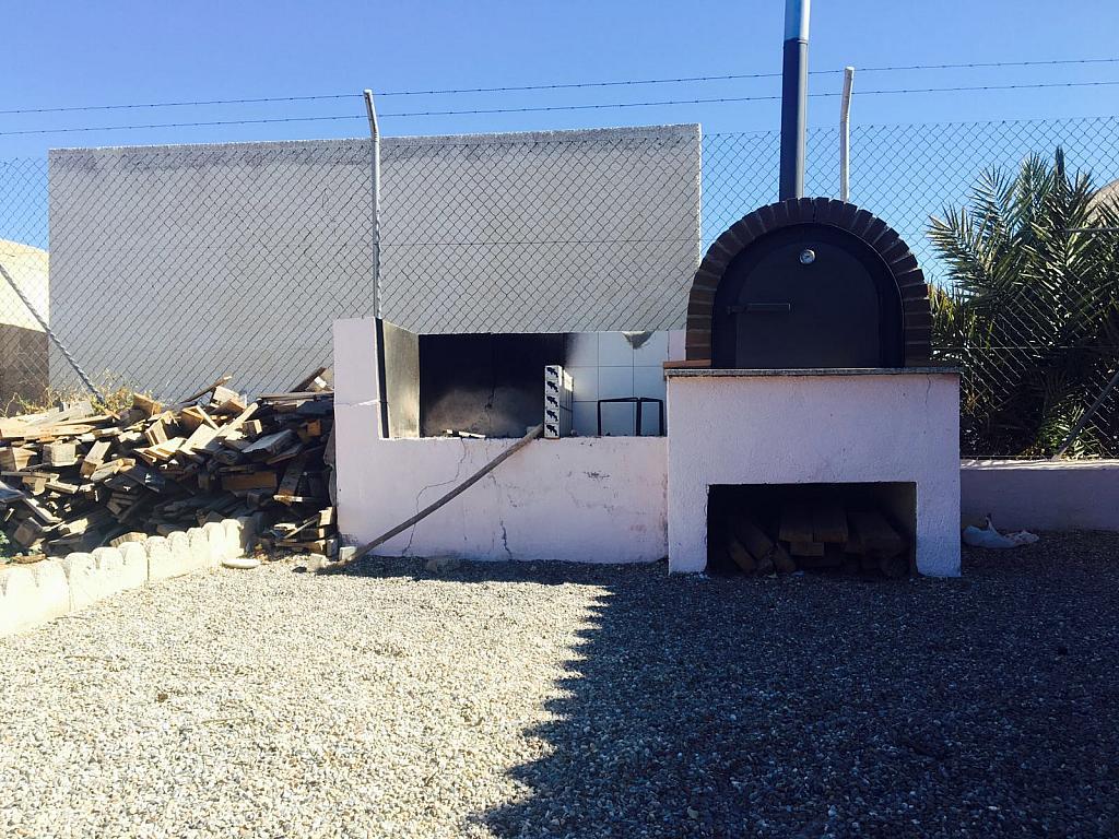 Jardín - Casa rural en alquiler en carretera Cope, Águilas - 272211584