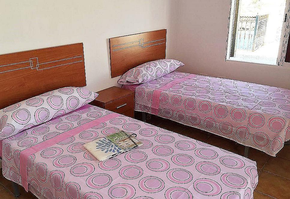 Dormitorio - Chalet en alquiler de temporada en calle Cueva de Las Palomas, Águilas - 288654220