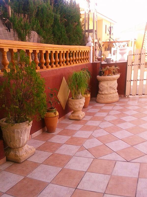 Terraza - Casa en alquiler de temporada en calle Mula Muñoz, Águilas - 276541911
