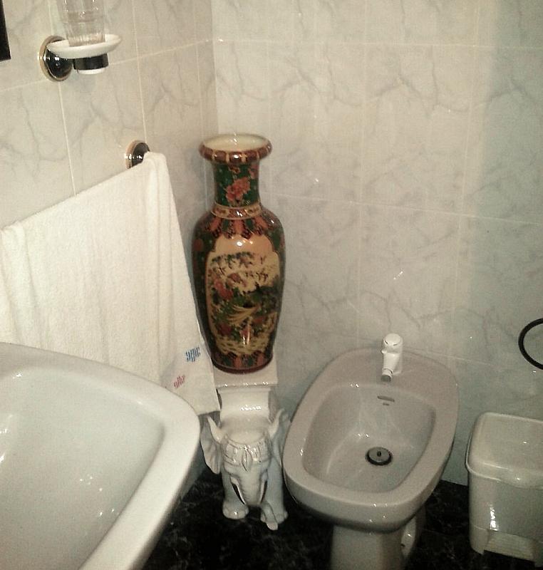 Baño - Casa en alquiler de temporada en calle Mula Muñoz, Águilas - 276541917