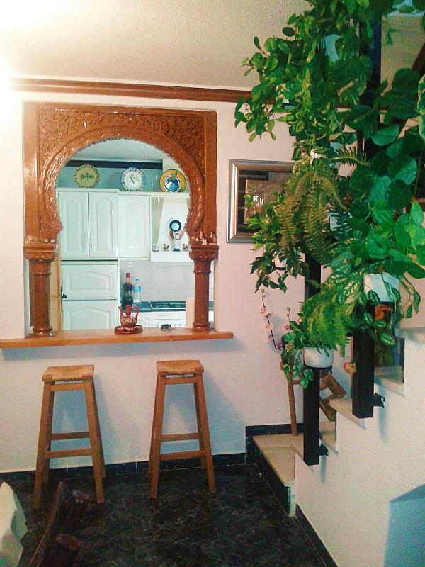 Comedor - Casa en alquiler de temporada en calle Mula Muñoz, Águilas - 276541918