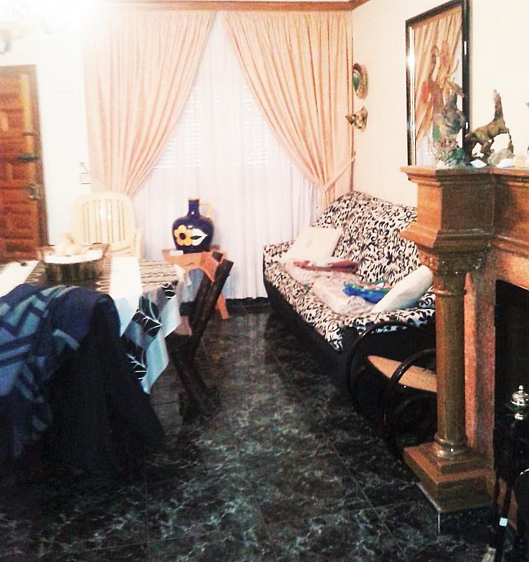 Comedor - Casa en alquiler de temporada en calle Mula Muñoz, Águilas - 276541936