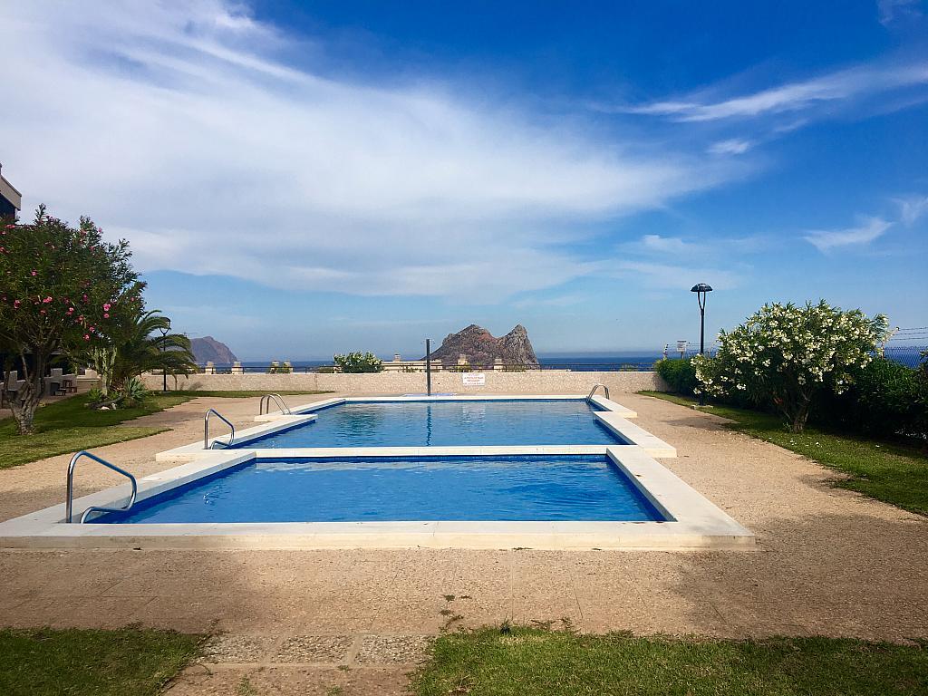 Piscina - Piso en alquiler en calle Severo Ochoa, Águilas - 277223679
