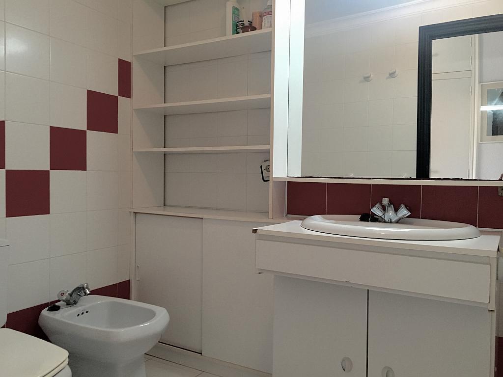 Baño - Piso en alquiler en calle Severo Ochoa, Águilas - 277229523