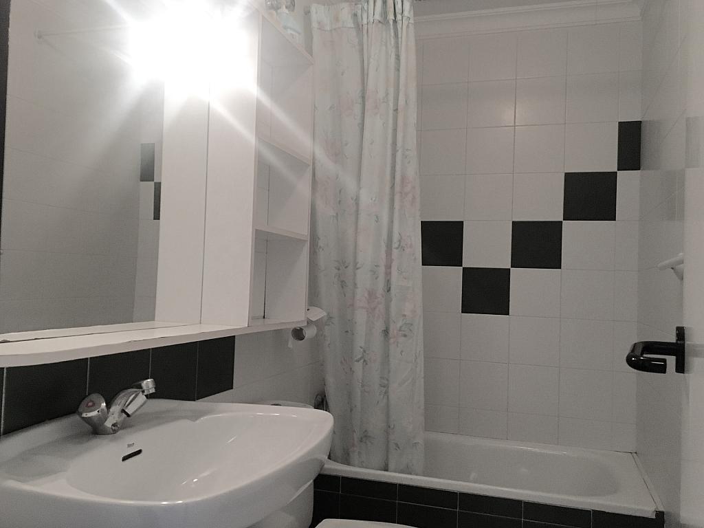 Baño - Piso en alquiler en calle Severo Ochoa, Águilas - 277229683