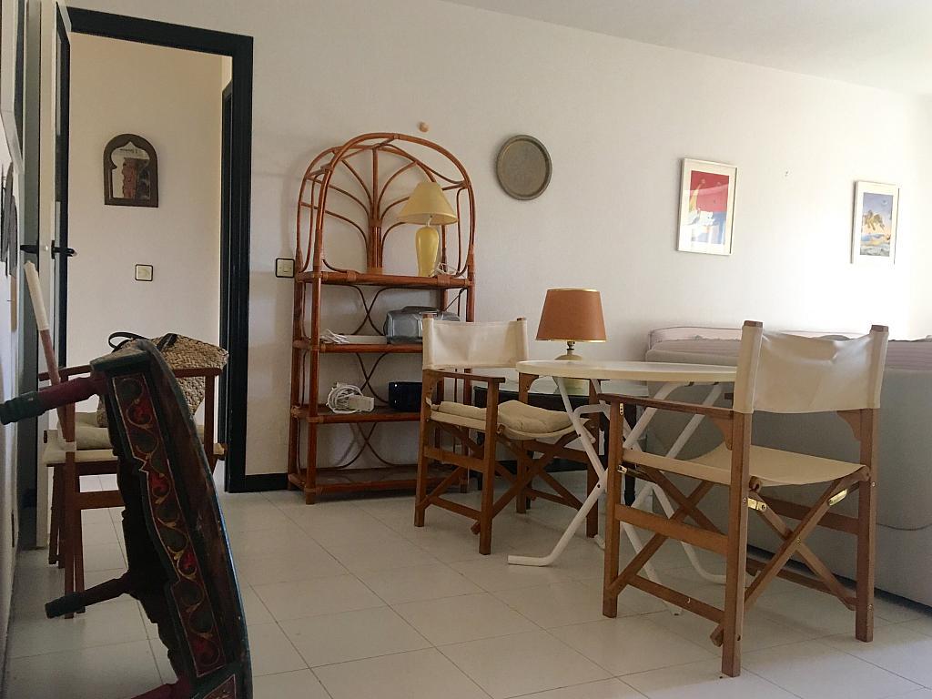 Comedor - Piso en alquiler en calle Severo Ochoa, Águilas - 277229692