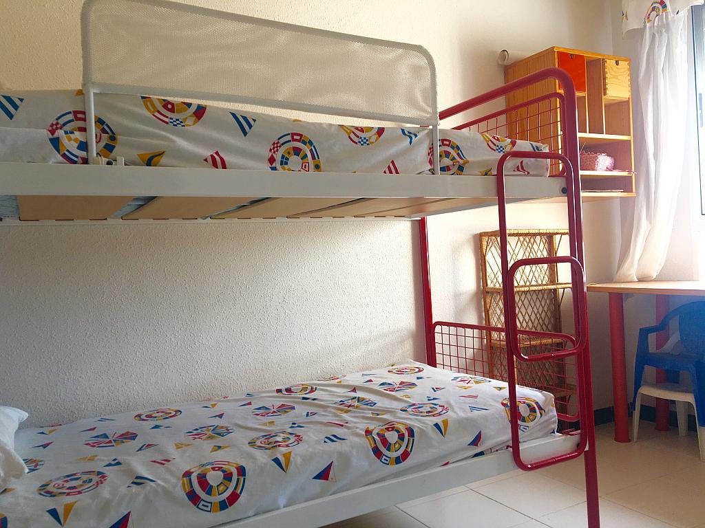 Dormitorio - Piso en alquiler en calle Severo Ochoa, Águilas - 277229696