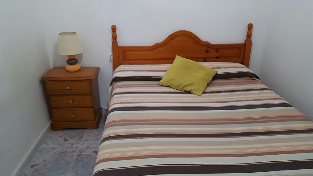 Dormitorio - Piso en alquiler en calle Cala Blanca, Águilas - 284331363