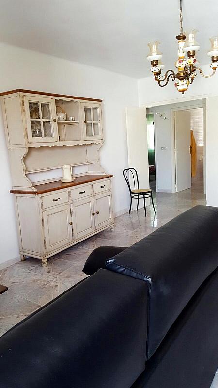 Comedor - Piso en alquiler en calle Cala Blanca, Águilas - 284331367