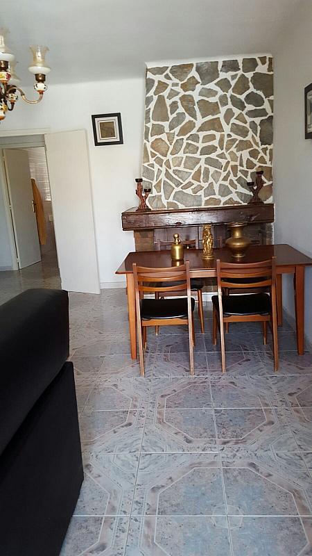 Comedor - Piso en alquiler en calle Cala Blanca, Águilas - 284331375