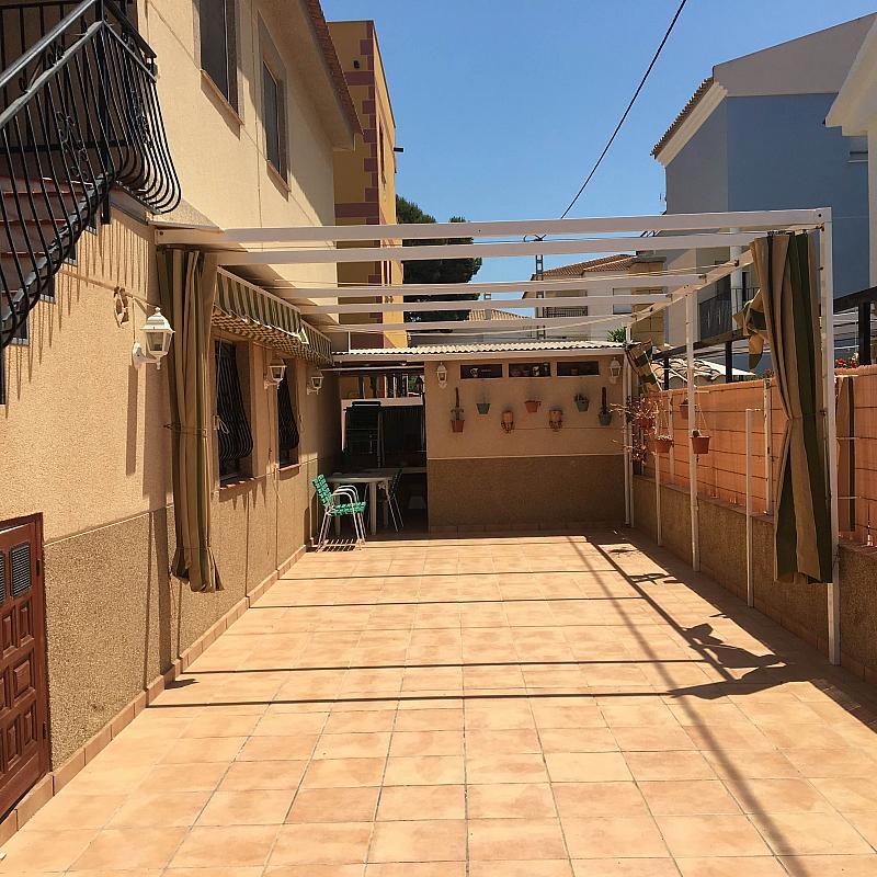Porche - Piso en alquiler de temporada en calle Gaviota, Águilas - 284331440