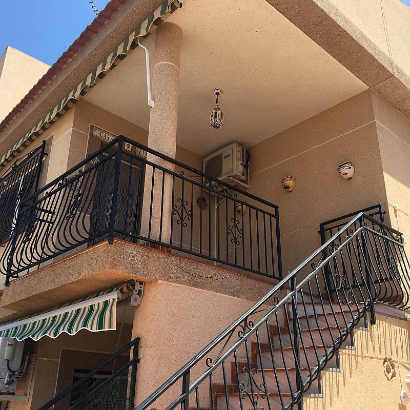 Balcón - Piso en alquiler de temporada en calle Gaviota, Águilas - 284331442