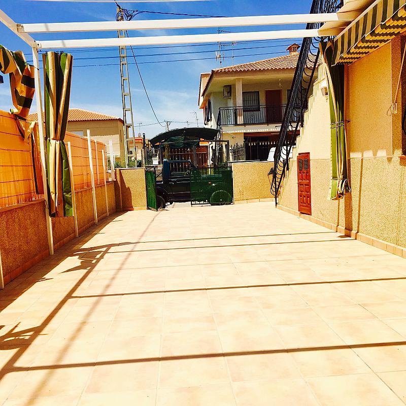 Porche - Piso en alquiler de temporada en calle Gaviota, Águilas - 284331445