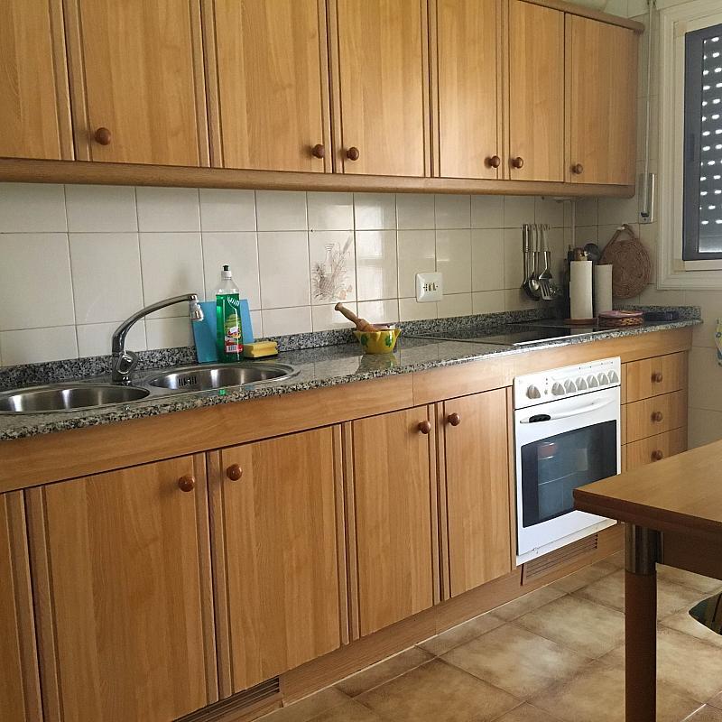 Cocina - Piso en alquiler de temporada en calle Gaviota, Águilas - 284331451