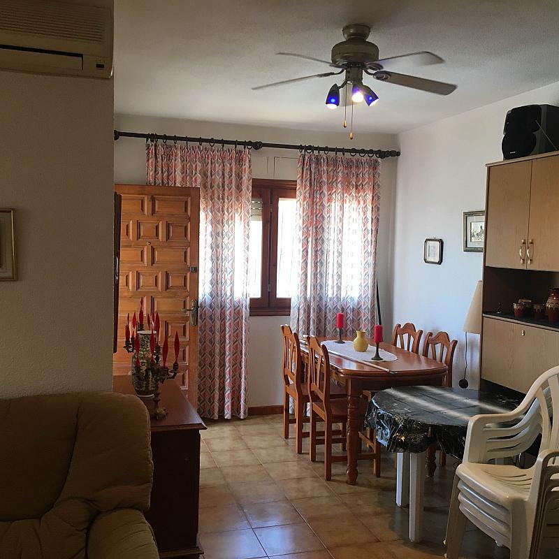 Comedor - Piso en alquiler de temporada en calle Gaviota, Águilas - 284331462