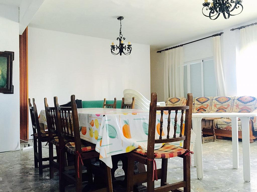 Comedor - Casa en alquiler en paseo Maritimo, Águilas - 291476442