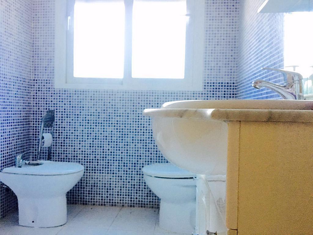 Baño - Casa en alquiler en paseo Maritimo, Águilas - 291477065