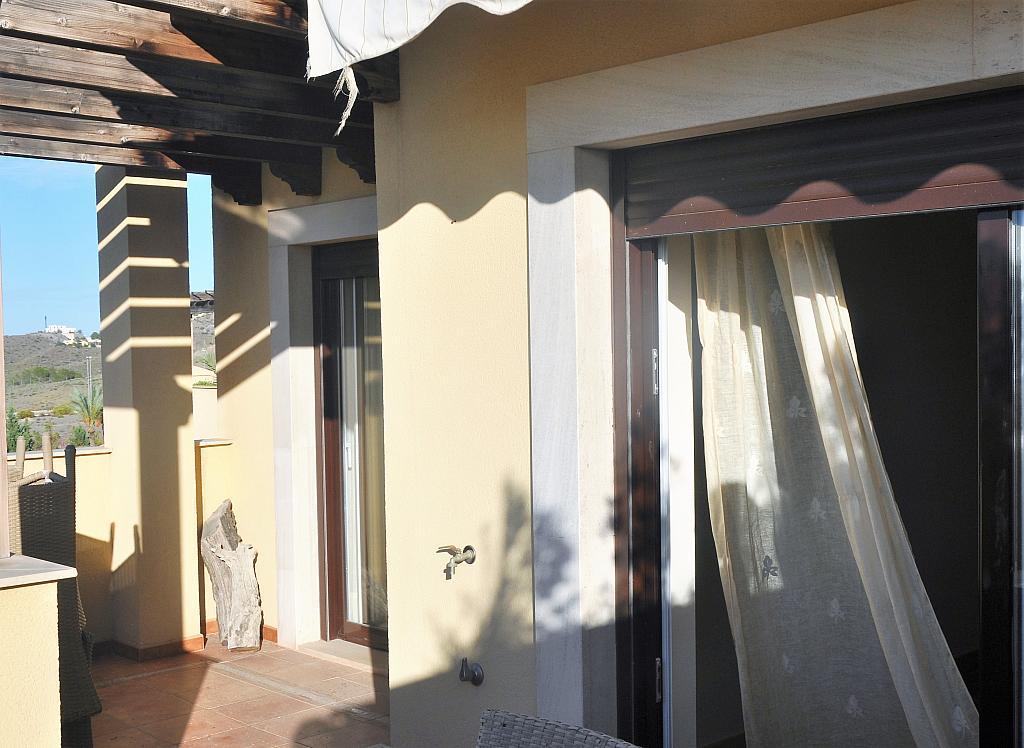 Terraza - Dúplex en alquiler en calle Antonio Campos Mula, Águilas - 303465685