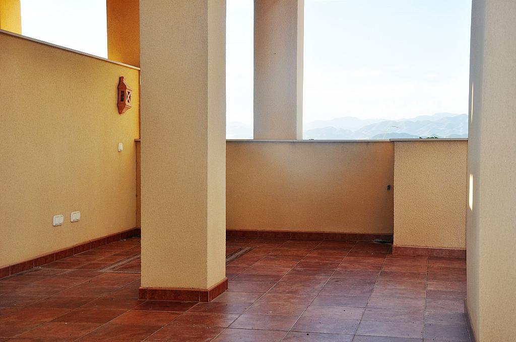 Terraza - Dúplex en alquiler en calle Antonio Campos Mula, Águilas - 303465724