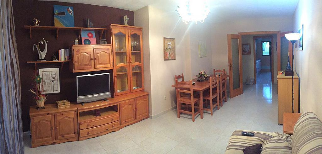 Comedor - Piso en alquiler en calle Juan Ramon Jimenez, Águilas - 327372087