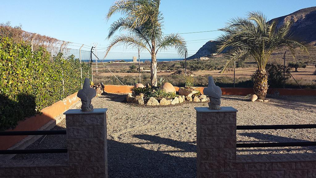 Jardín - Casa rural en alquiler en calle Cabo Cope, Águilas - 126750848