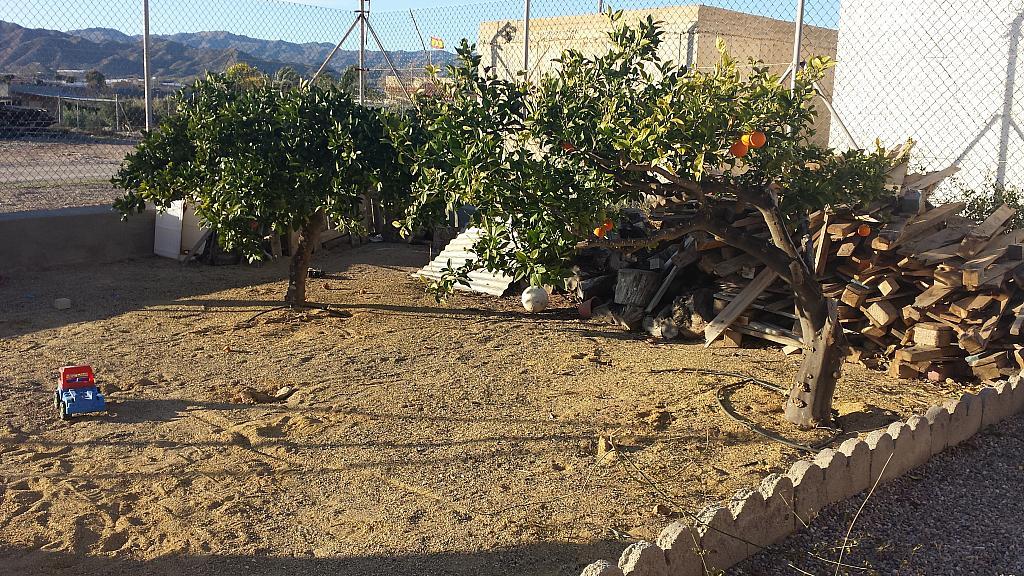 Jardín - Casa rural en alquiler en calle Cabo Cope, Águilas - 126750857