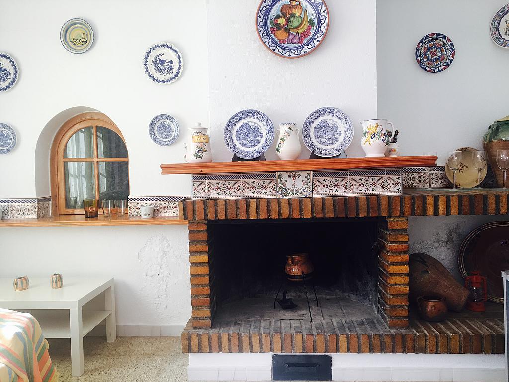 Comedor - Casa rural en alquiler en calle Cabo Cope, Águilas - 271122599